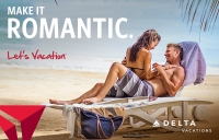 Couples Getaway with Delta Vacations